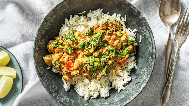 Goan Style Chicken Curry