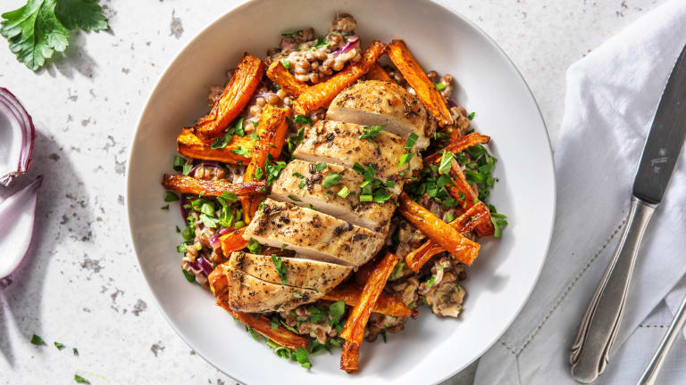 Parisenne Spiced Chicken