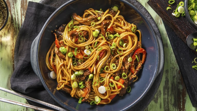 Sweet Chilli Beef