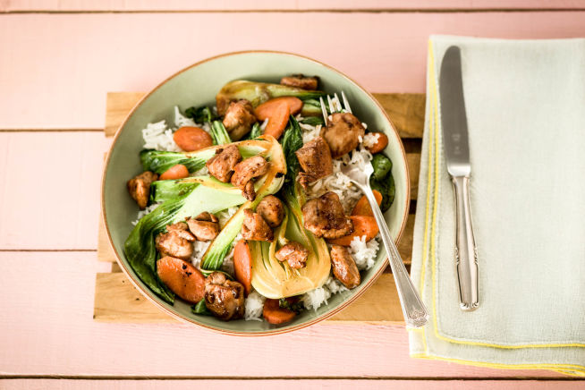 Low Carb Recipes - Thunder Chicken