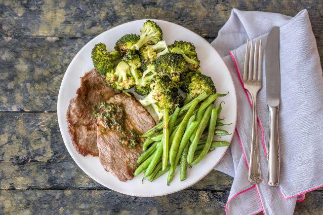 Low Carb Recipes - Speedy Rump Steaks