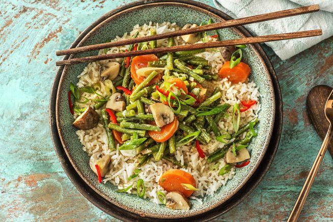 Gesunde Gerichte - Gelbes Thai-Curry