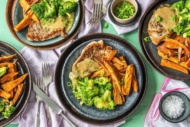Family Friendly - Good Gravy Pork Chops