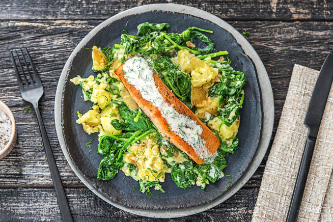 Quick Meals - Grilled Salmon