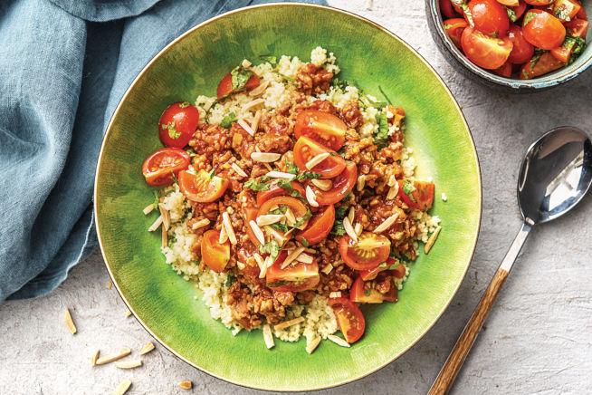Quick Meals - Cheat's Pork Tagine