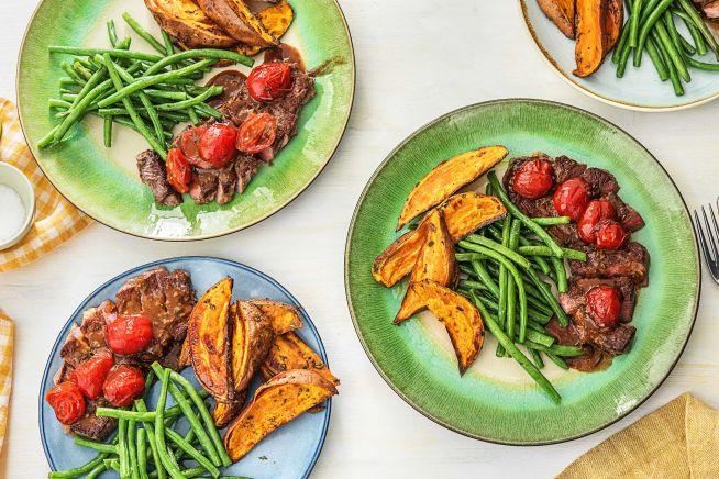 Quick meals - Sliced Steak Tagliata