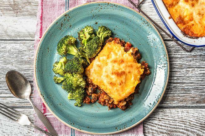 Low Calorie Meals - Sweet Potato Cottage Pie