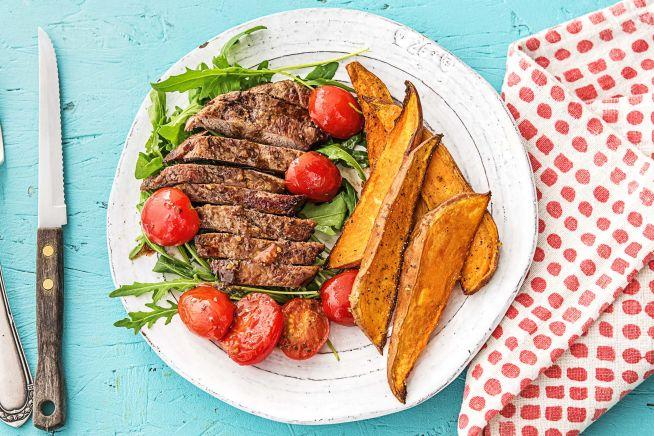 Sliced Steak Tagliata