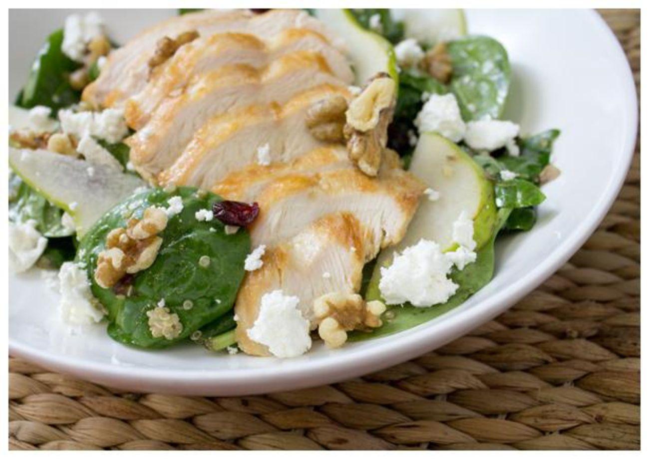 Roasted Chicken Salad