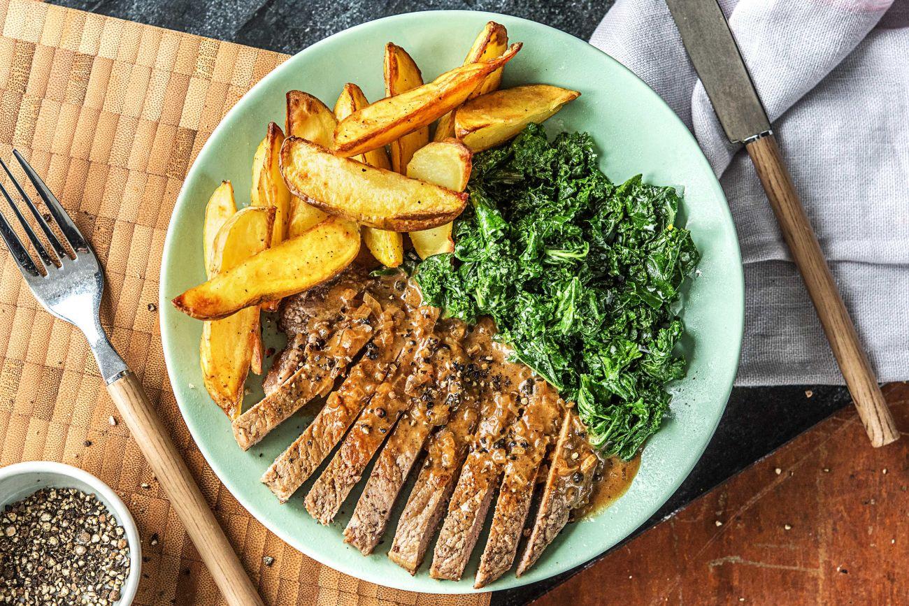 2017 Crushed-Peppercorn-Steak-year in review-HelloFresh-2017