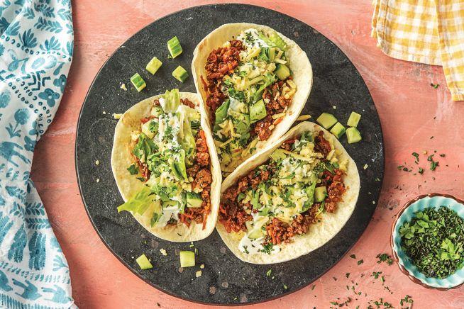 Quick Meals - Mexican Beef Tacos
