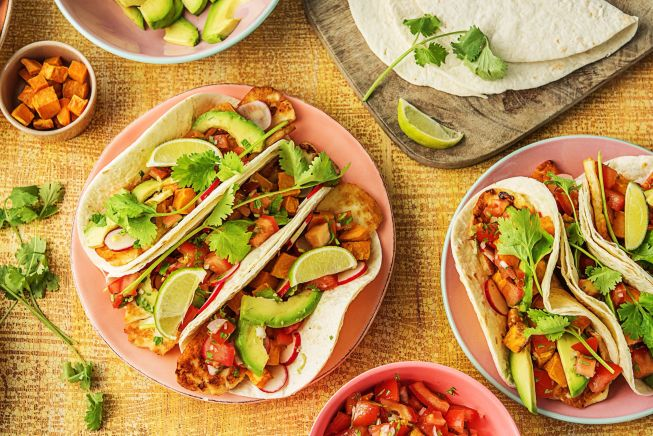 Family Friendly - Grilled Cheese Tacos