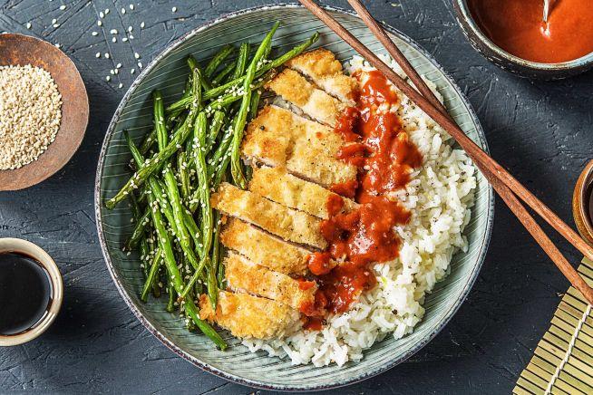 Quick meals - Japanese Panko Chicken