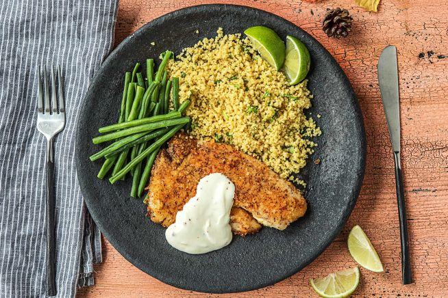 Quick meals - Tex-Mex Tilapia