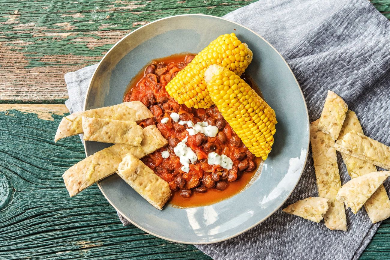 Mexican Spiced Corn-on-the-Cob