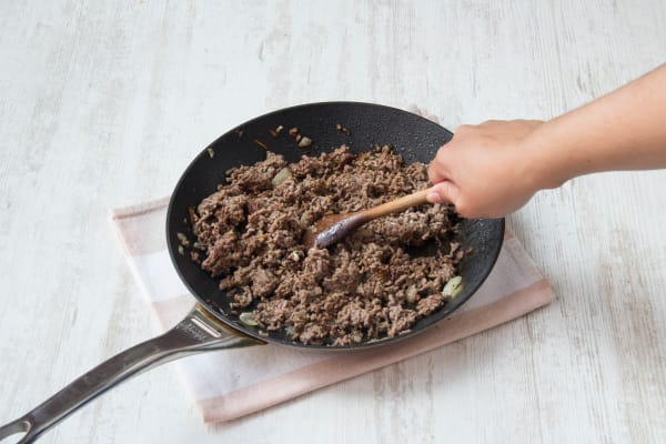 cook the ground beef