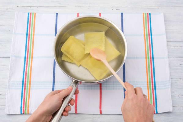 Kook de ravioli