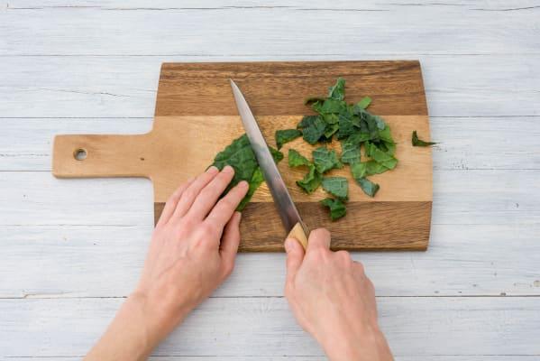 Chop your kale