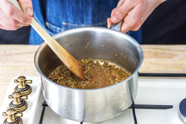 Cook freekeh
