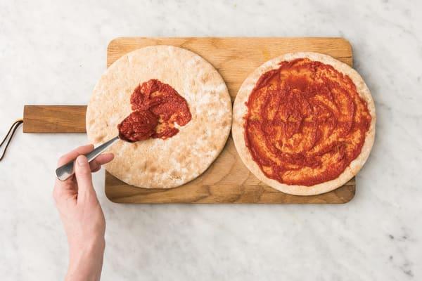 Make the tomato base