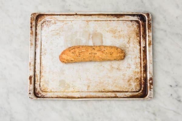 Brot aufbacken