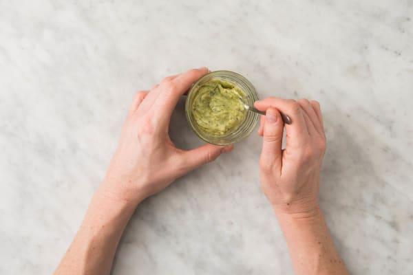 Make Pesto Mayo