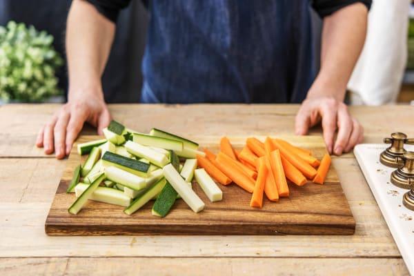Prep the Veggies