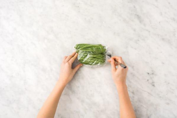 Steam Green Beans