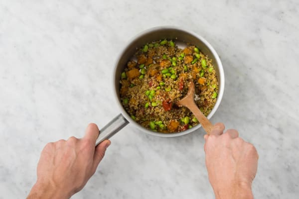 5 FINISH FREEKEH