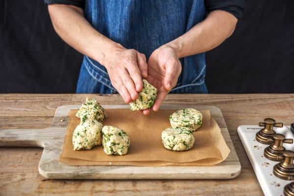 Make the Falafel