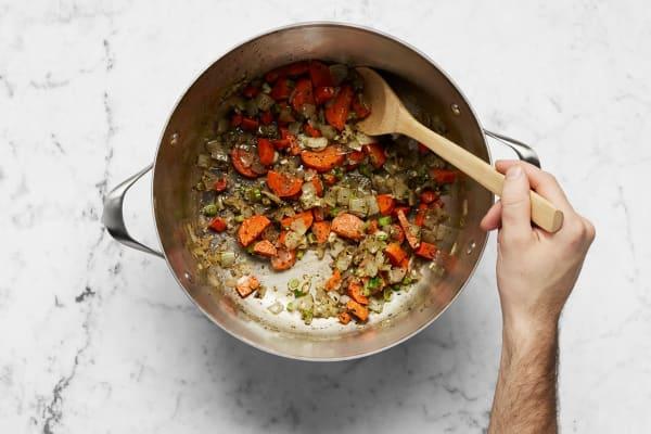 Cook Vegetables