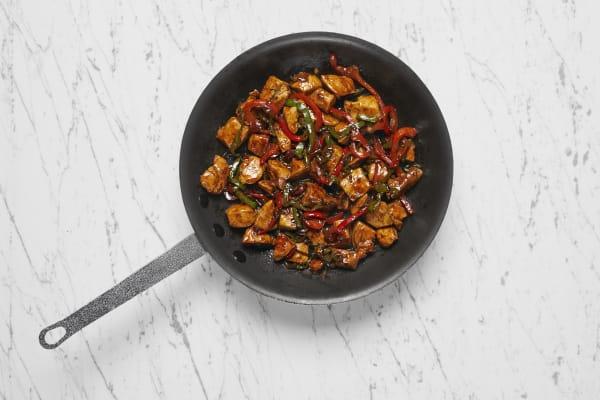 Make Chicken Stir-Fry