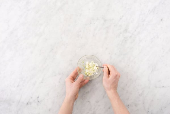 Warm Tortillas and Make Crema