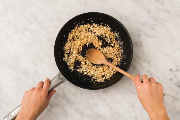 Make the crumb