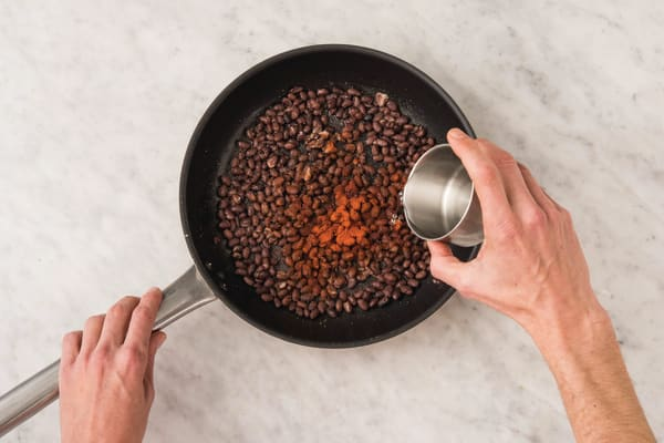 Spice the beans