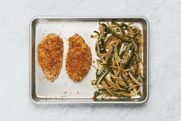 Bake Chicken and Veggies