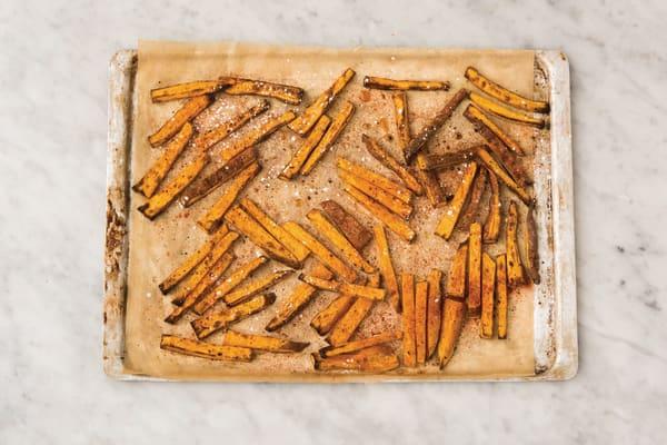 Make fries