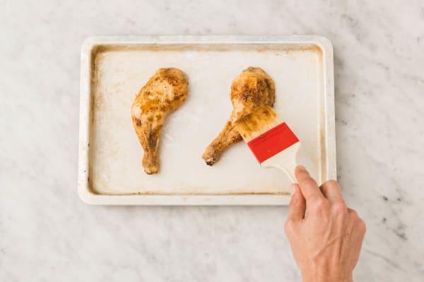 Glaze Chicken