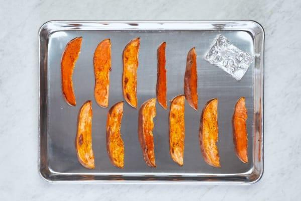 Roast Potatoes and Prep