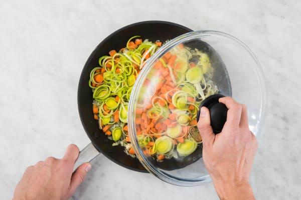 Cuire légumes