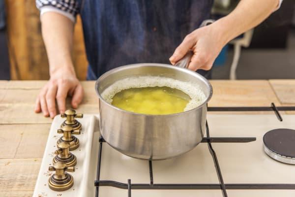Boil the Potato
