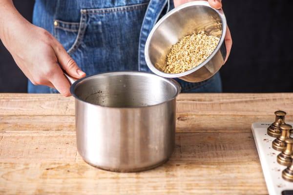 Cook the Barley