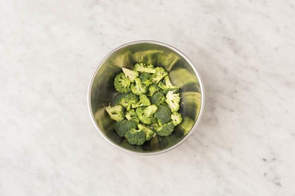 Brokkoli kochen