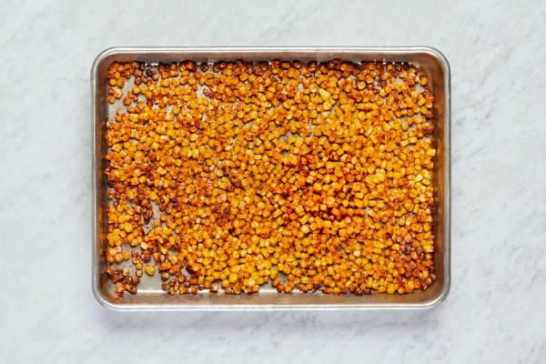 Char Corn