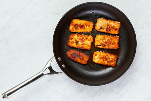 Sear Cheese