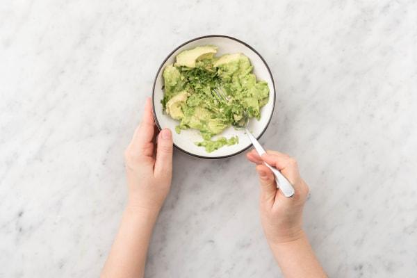 Make guacamole.