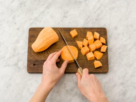 Boil Sweet Potato