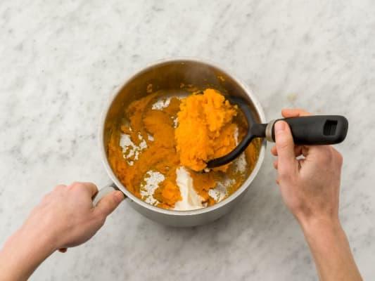Mash Sweet Potato