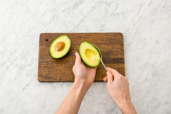 Prep Avocado