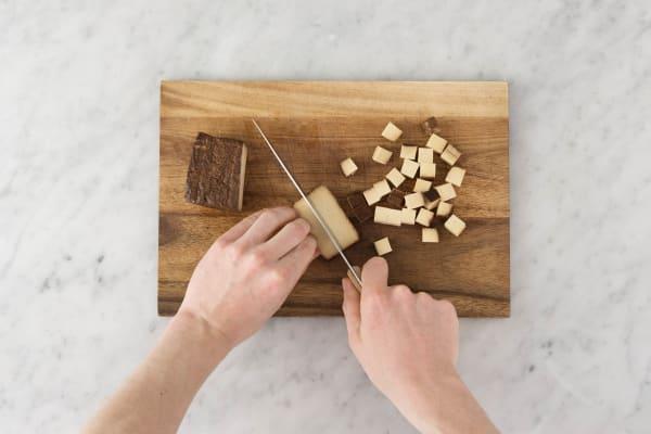 Tofu zubereiten